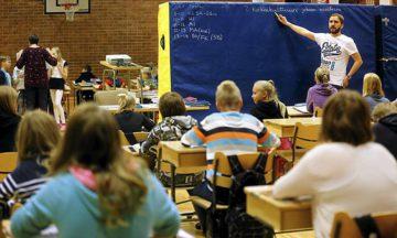 Финляндия сохраняет свои позиции в рейтинге образования PISA