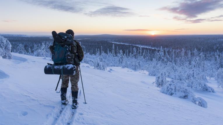 Финляндия — вдохновляет путешественников