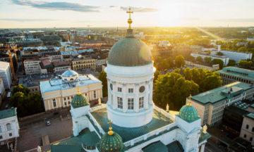 Современная архитектура Финляндии