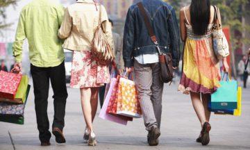 Российский шопинг-туризм вновь наращивает обороты в Финляндии